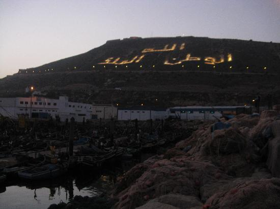 Yacht Club : View from restaurant