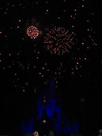 Magic Kingdom Park: Fireworks