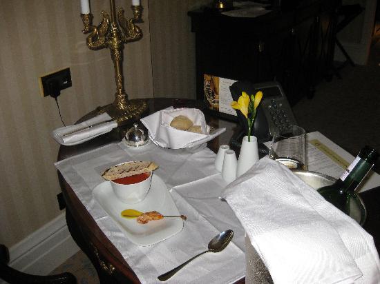 InterContinental Kiev : Room Service