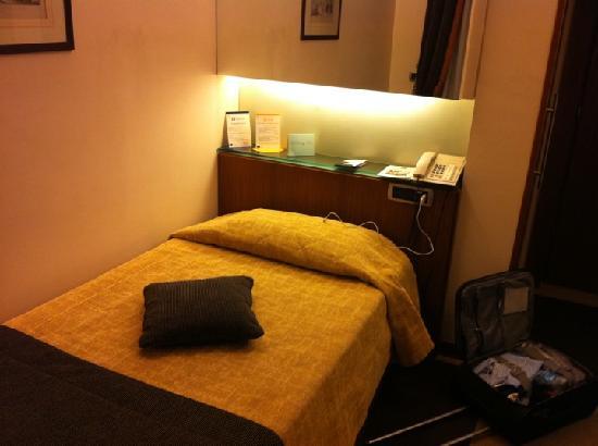 Best Western Plus Hotel Universo: camera singola 730