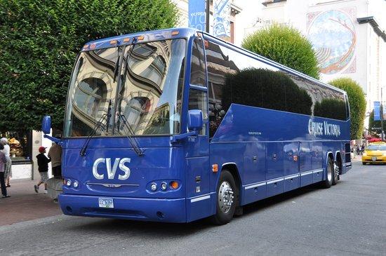 Cvs Bus Tours Victoria