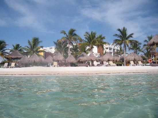 Excellence Playa Mujeres : EC beach