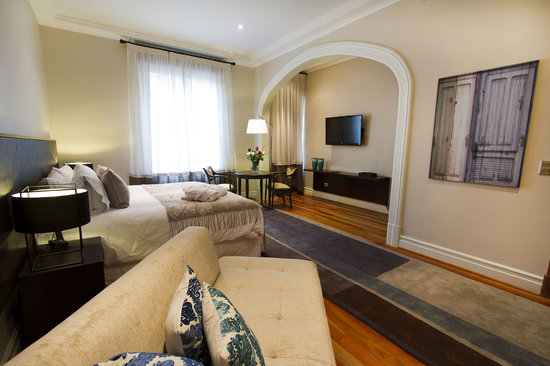 Lastarria Boutique Hotel: Suite