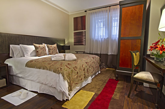 Lastarria Boutique Hotel: Handicap Room