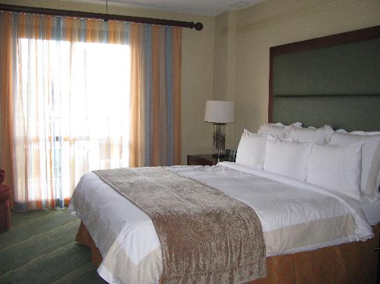 Marriott's Aruba Ocean Club : Grand lit King super confortable