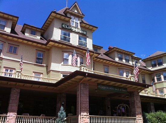 كليف هاوس آت بايكس بيك: Cliff House