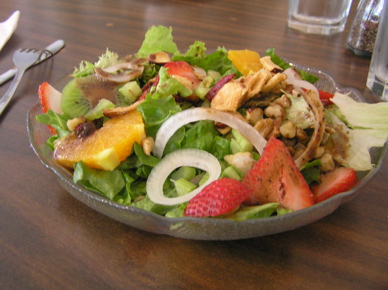 Saladino's Italian Market: A wonderful citrus salad