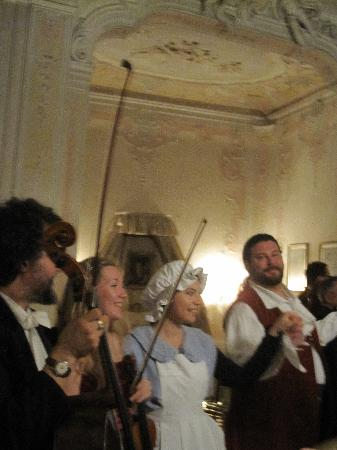 Musica A Palazzo: Performers