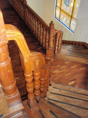 Hotel San Antonio Abad: staicase