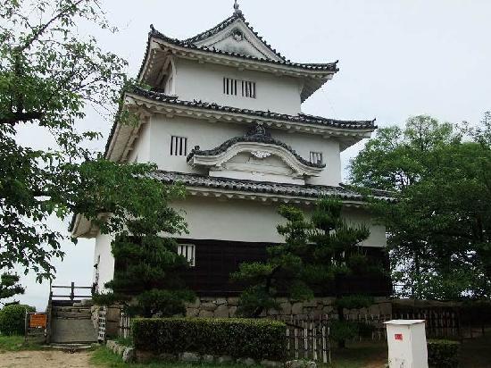 Marugame, Jepang: 天守閣