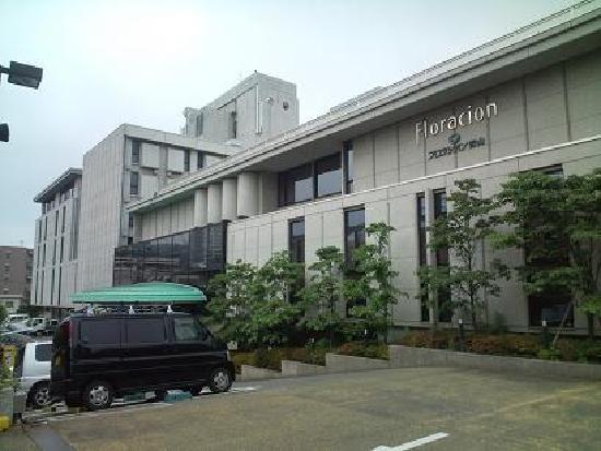 Hotel Floracion Aoyama: 概観