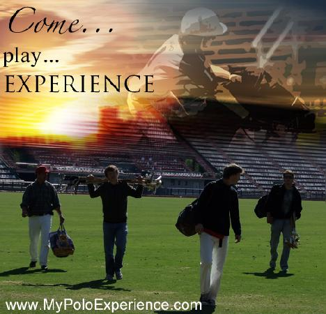 Alfonso Giannico's Polo Experience: Come...Play... and EXPERIENCE
