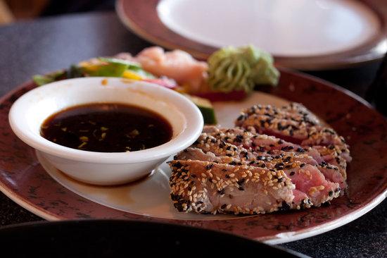 Ray's Waterfront: Seared tuna