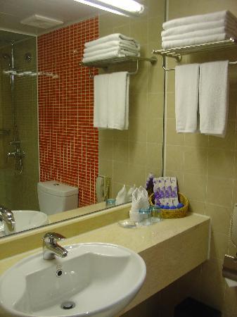 Days Inn Guangzhou: basin (DaysInn, Guangzhou)