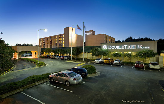 DoubleTree by Hilton Hotel Baltimore - BWI Airport: Doubletree by Hilton BWI airport