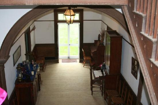 Littlepage Inn : Inside Main House at Little Page Inn