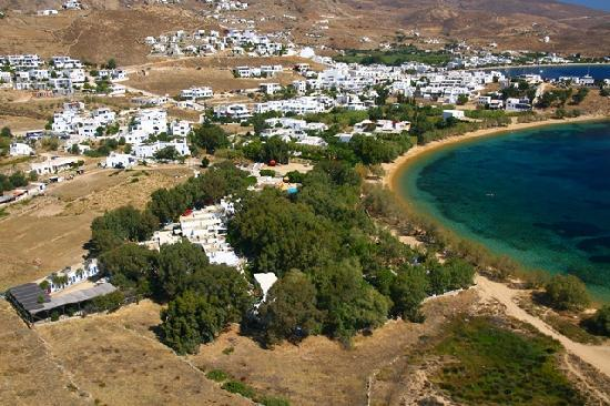 Livadi, Greece: next to the beach