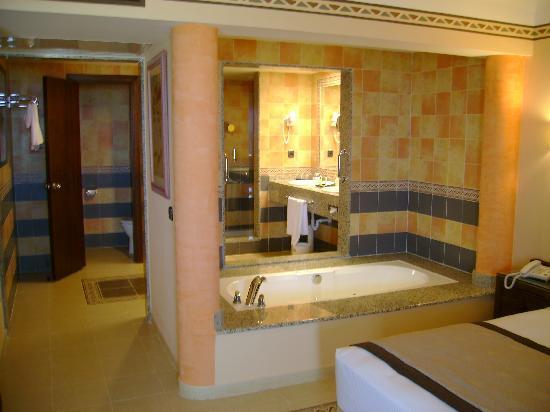 Hotel Riu Touareg: our suit
