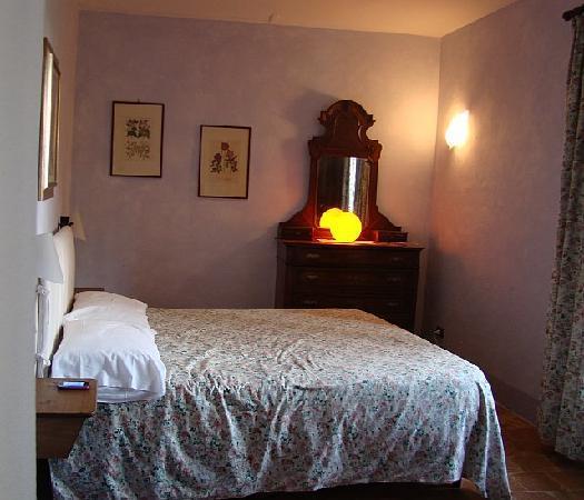 Cissone, Italien: Our Room