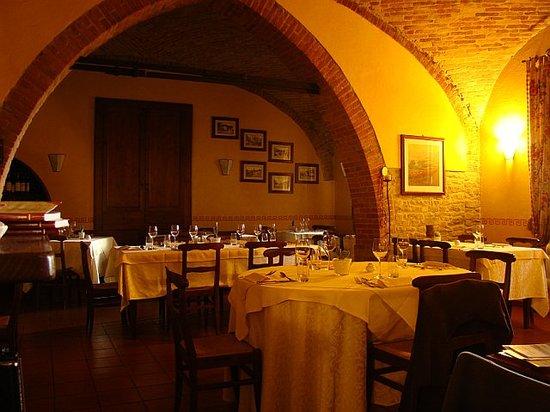 Cissone, Italien: Restaurant