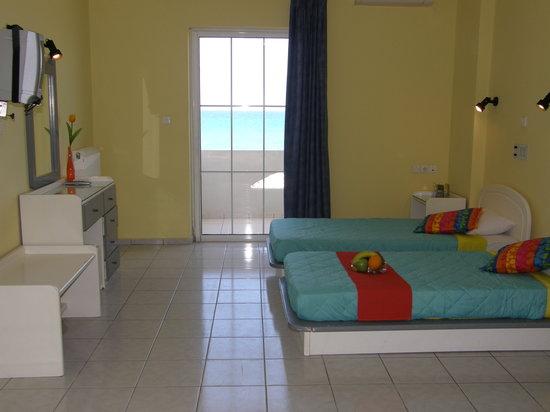 Αμμουδάρα, Ελλάδα: rooms