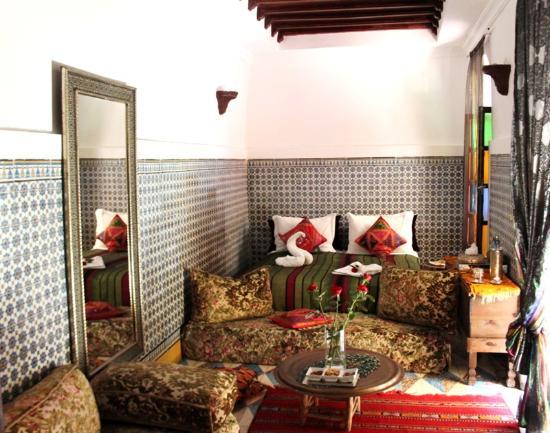Riad SACR: Suite LAlla Habiba