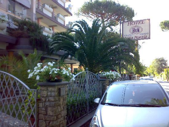 Hotel Villa Marzia: l'hotel