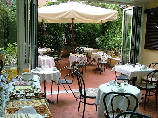 Giolitti Hotel Rome: il nostro giardino