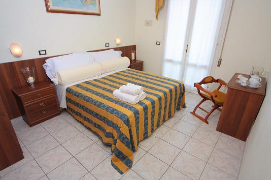 Hotel Stefan: camera 2 letti lato nord