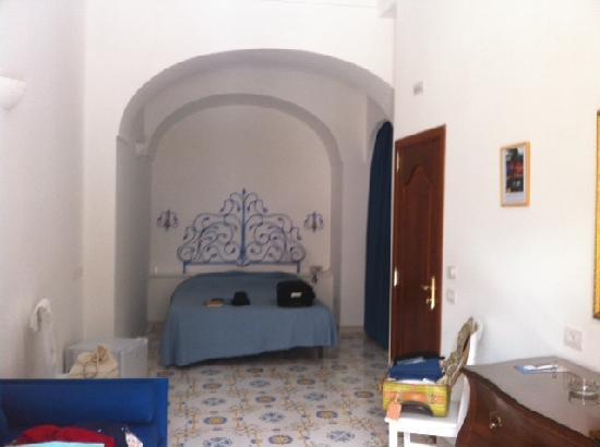 Vittoria: bedroom