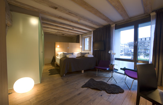 Hotel Brosundet: Junior Suite