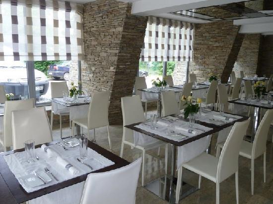 Hotel Rysy: das Restaurant