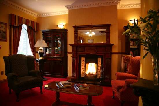 Brook Lodge Hotel: Our Reception