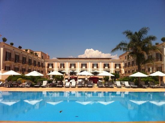 Giardino di Costanza Resort: Un vero spettacolo!!!
