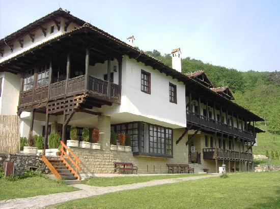 Studenica Monastery: Studenica konak