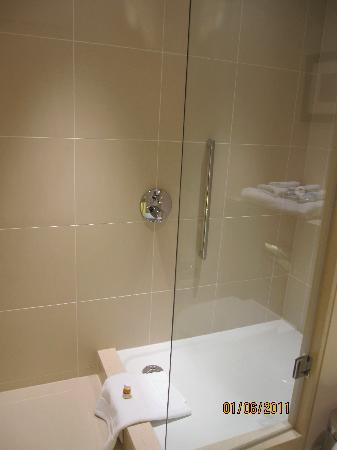 typical European shower - Picture of St. Pancras Renaissance Hotel ...