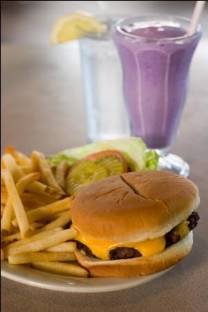 Purple Cow: Yummy!