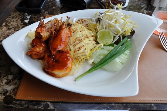 ShaSa Resort & Residences, Koh Samui : Pad thai. yumss!