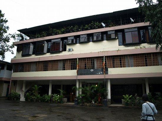 Badulla, Sri Lanka: ホテル外観