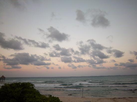 Mayan Palace at Vidanta Riviera Maya: Beach