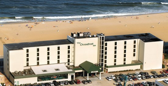 The Oceanfront Inn: Our Oceanfront location