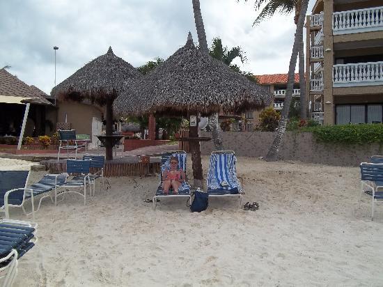 Casa Del Mar Beach Resort: The beach at Casa del Mar