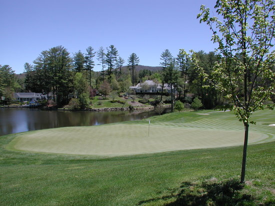 Highlands Country Club: Highlands CC