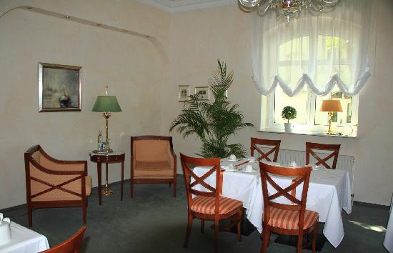 Hotel Residenz Joop: Frühstücksraum