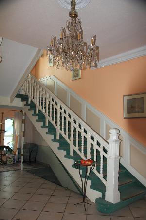 Hotel Residenz Joop: Treppenhaus