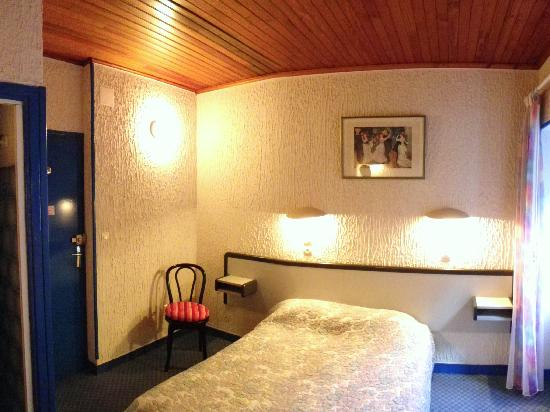 Hotel d'Europe : chambre 2 personnes