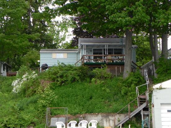 The Savannah House Inn : Arrowhead Beach cottage