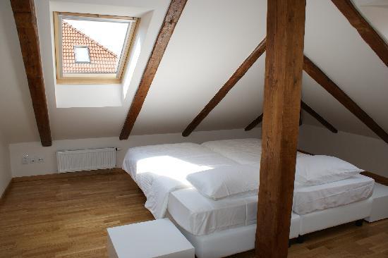 Vysehrad Castle SUITE: Arneis Double Bedroom