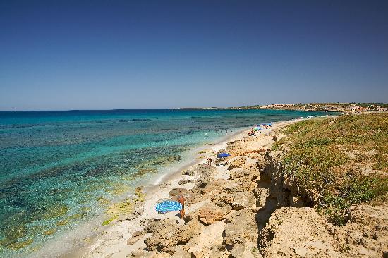 San Vero Milis, Italy: Beautiful beaches