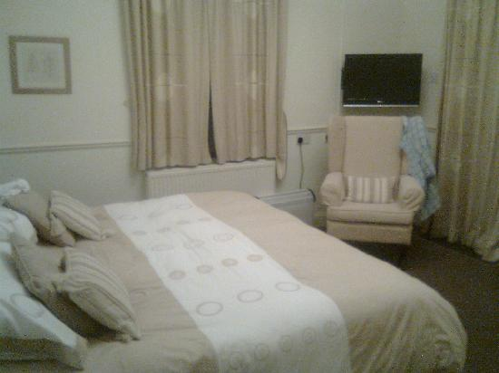 Sidegate Guest House : Room